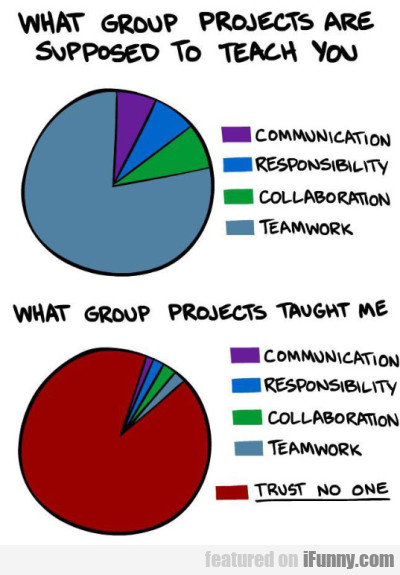 What Group Projectsa Are Supposed