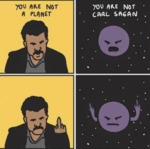 You Are Not A Planet
