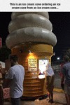 This Is An Ice Cream Cone Ordering An Ice Cream...