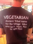 Vegetarian: Ancient Tribal Name...