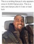 This Is A Smiling Kanye