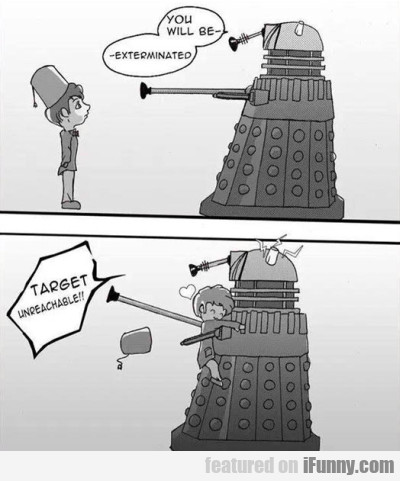You Will Be Exterminated
