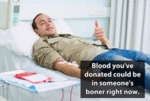 Blood You've Donated...