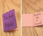 Pocket Bible...
