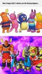 New Dragonball Z Villains...