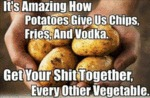 It's Amazing How Potatoes...
