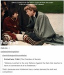 Gilderoy Lockhart Is The Only Defence