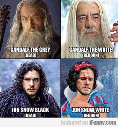 Gandalf The Grey...