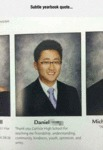 Subtle Yearbook Quote...