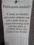 Participants Needed!! A Study On Whether...