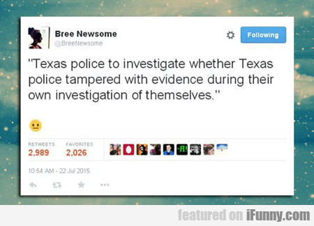 texas police to investigate...