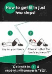 How To Get Fit In Just Two Steps