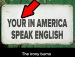 Your In America...