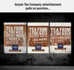 Aussie Tea Company Advertisement...