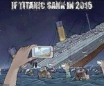 If Titanic Sank In 2015...