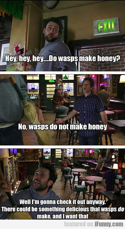 Do Wasps Make Honey?