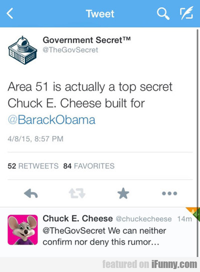 Area 51 Is Actually A Top Secret...
