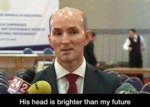His Head Is Brighter Than My Future...