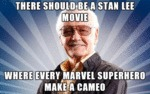 There Should Be A Stan Lee Movie...