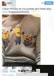 I Have Minions On My Jumper