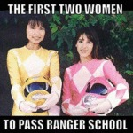 The First Two Women...