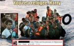 You're A Refugee, Harry...
