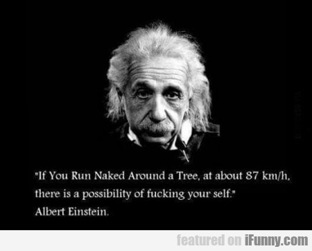If You Run Naked...