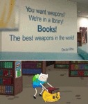 You Want Weapons?