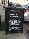 Welcome To Piebury Croner...