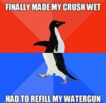 Finally Made My Crush Wet...