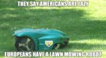 They Say Americans Are Lazy...