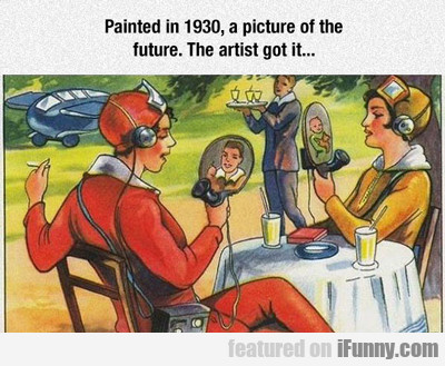 Painted In 1930...