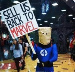 Sell Us Back To Marvel...