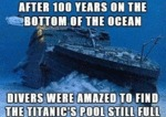 After 100 Years On The Bottom Of The Ocean...