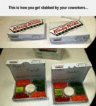 This Is How You Get Stabbed...