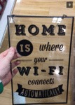 Home Is Where Your Wifi Connects Automatically...