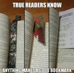 True Readers Know...