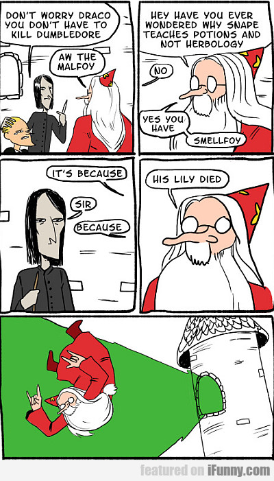 Don't Worry Draco
