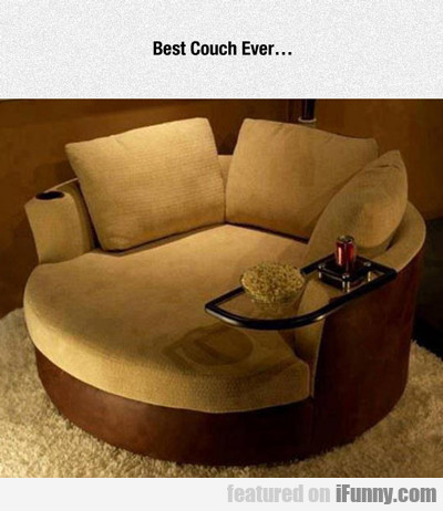 best couch ever...