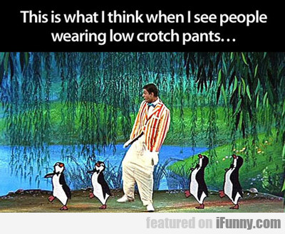 This Is What I Think When I See People Wearing...
