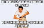 In The English Language There Are More Than...