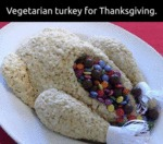 Vegetarian Turkey For Thanksgiving...