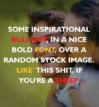 Some Inspirational Bullshit...