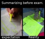 Summarizing Before Exam...