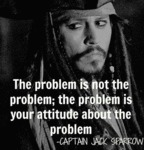 The Problem Is Not...