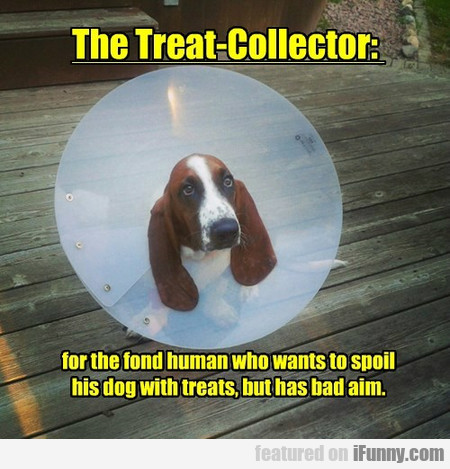 The Treat Collector For The Fond Human