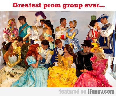 greatest prom group ever...