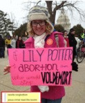 If Lily Potter Had An Abortion...