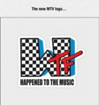 The New Mtv Logo...