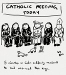 Catholic Meeting Today 5 Minutes